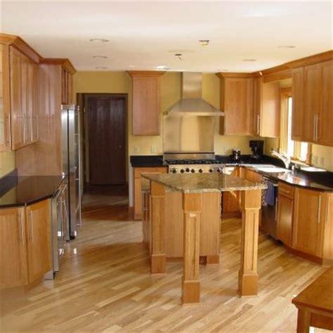 cocinas de madera disenos rusticos modernos  pequenas