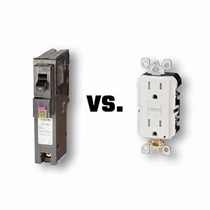 Gfci Breaker And Gfci Outlet On Same Circuit
