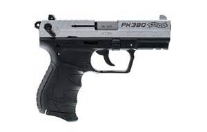 walther design pk380 walther arms