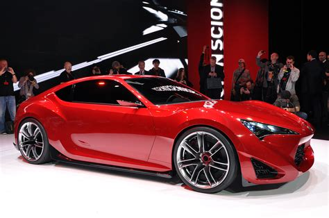 2012 Scion Fr-s Concept Wallpapers Gallery