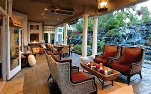 House Plans With Outdoor Living by Luxury Outdoor Living Ideas House Plans And More