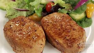 Omaha Steaks Cooking Chart How To Cook Pork Chops Youtube