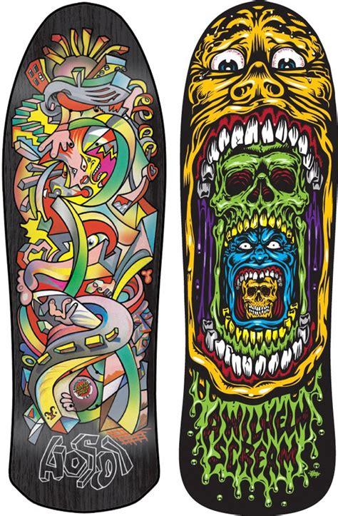 rob roskopp skateboard designs santa skate by jim jimbo phillips sublime99