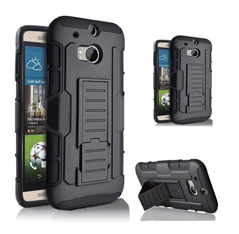 tough shock proof heavy duty stand hybrid cover for mobile phones uk ebay