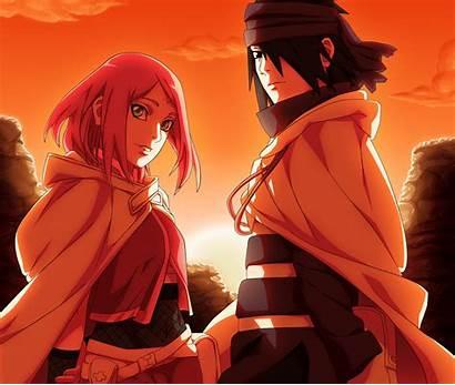 Sasuke Sakura Anime Haruno Naruto Uchiha Wallpapers