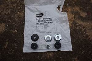 Rear Bilstein 5100 Install