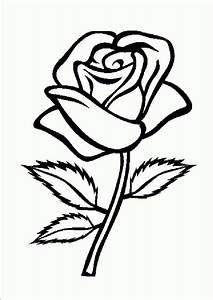 Blumen Zum Ausdrucken : ausmalbilder blumen 2 ausmalbilder kinder ~ Watch28wear.com Haus und Dekorationen