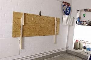 Garage Für 4 Autos : bauanleitung klapp werkbank f r enge garagen bilder ~ Bigdaddyawards.com Haus und Dekorationen