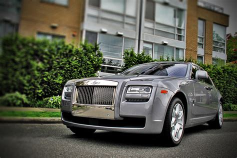 2010 Rolls Royce Ghost Gray  200+ Interior And Exterior