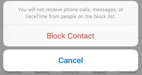 how to block someone on iphone how to block someone from contacting you in ios