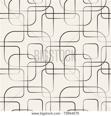 abstract geometric line and square seamless pattern vector stock vector stock bigstock