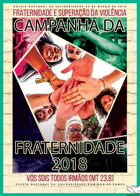 Resultado de imagem para campanha da fraternidade 2018