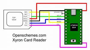 Hacking The Xyron Design Runner Chapter 1  Homebrew Usb Card Reader  Writer