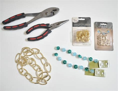 {hardware Store} Chain Link Bracelets  Centsational Girl