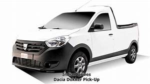 Pick Up Renault Dacia : dacia dokker pick up details youtube ~ Gottalentnigeria.com Avis de Voitures