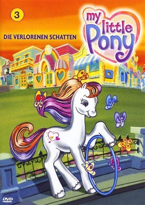 Mein kleines Pony 3  Die verlorenen Schatten DVD oder