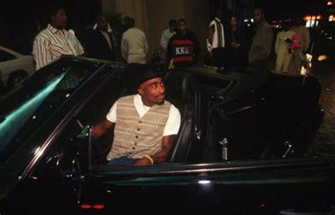 Tupac Shakur, Las Vegas, Nevada, 1995