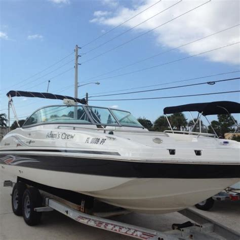 Hurricane Sundeck Used Boats by Used Hurricane 237 Sundeck Boats For Sale Boats