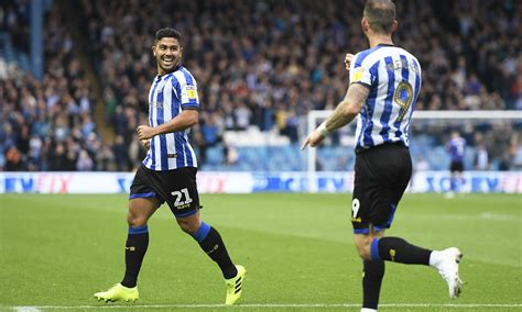 Aussies Abroad: Luongo's first Sheffield Wednesday goal ...