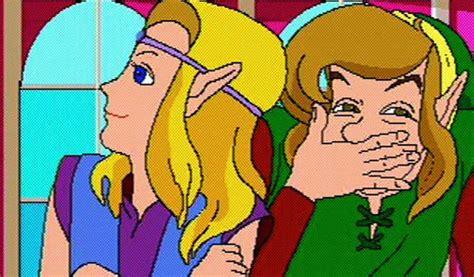 Legend of Zelda Cdi