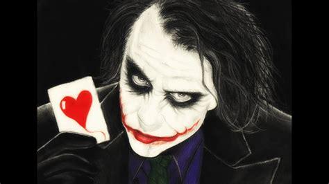 drawing  joker youtube