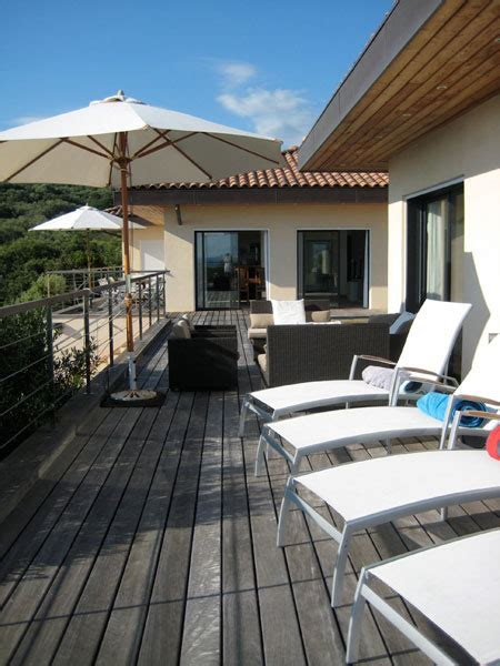 luxury beach house rent corsica sj villas sleeps