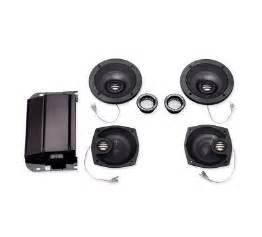 4-Speaker Ultra Boom! Bagger Kit | Harley davidson