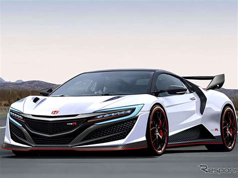 an acura nsx type r may be coming motor illustrated