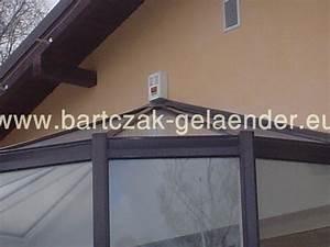 wintergarten verzinkt glas das beste aus wohndesign und With markise balkon mit versace tapete barock