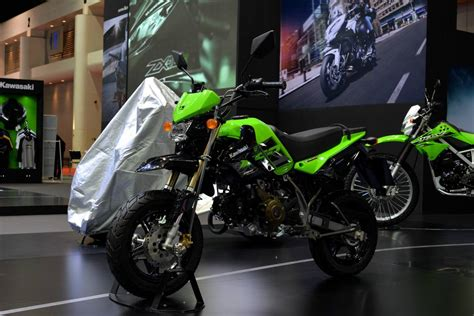 Review Kawasaki Ksr Pro by Custom Kawasaki Ksr Pro From All Around The World Webike