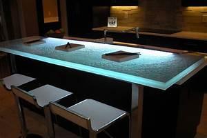 Hot Trends Talking Glass Countertop Vladimir Fridman Interview Best Glass Kitchen Countertops