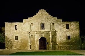 The Alamo  Mission San Antonio De Valero