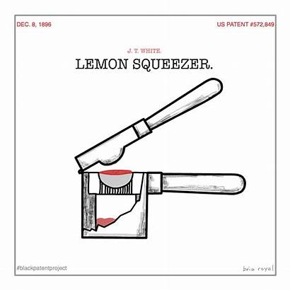 Squeezer Lemon Inventions Thomas John Inventors Invented