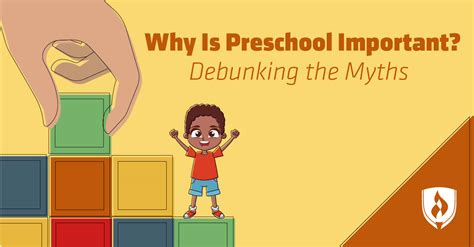 why is preschool important debunking the myths 852   why is preschool important