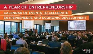A Year of Entrepreneurship: Calendar of Events to ...