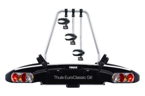 thule g6 929 thule euroclassic g6 929 towbar mounted rack car racks cycle superstore