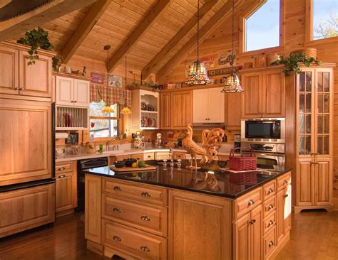 log cabin kitchen ideas log cabin interiors design ideas knowledgebase