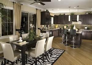 126 custom luxury dining room interior designs With interior design for open kitchen with dining