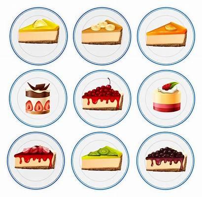 Vector Cheesecake