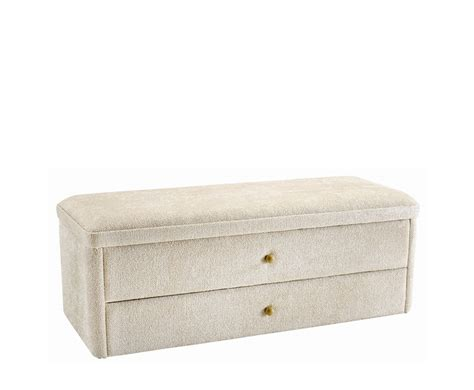 ottoman with drawers storage taymar storage drawer end of bed ottoman