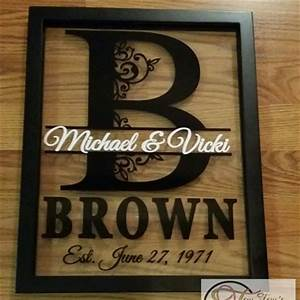 as for me and my house floating frame joshua 24 15 tam With last name letters in a frame