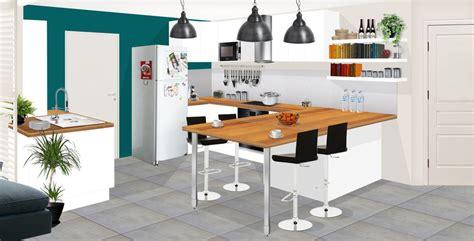cuisine blanche sol gris cuisine sol gris meilleures images d 39 inspiration pour