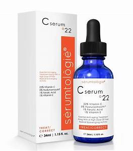 most effective face serum