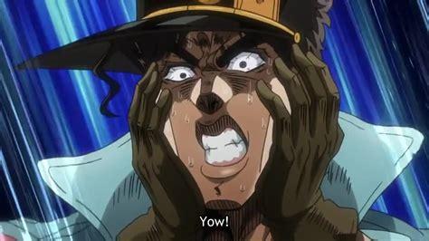 jojo anime episode 1 dub jojo s adventure stardust crusaders battle in