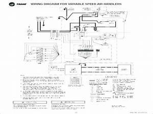 Trane Wiring Diagram Ysc