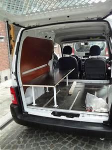 Amenagement Peugeot Partner : diy camper van room with a view peugeot partner converted into campervan am nagement ~ Medecine-chirurgie-esthetiques.com Avis de Voitures