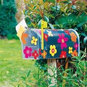 Boite Au Lettre Originale : 5 id es de bo tes aux lettres construire soi m me le bricolage de a z ~ Teatrodelosmanantiales.com Idées de Décoration