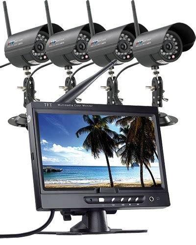 systeme surveillance achat syst 232 me de surveillance professionnel sans fil pearl fr
