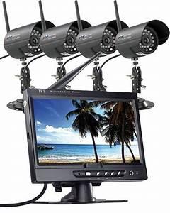 Systeme Video Surveillance Sans Fil : achat syst me de surveillance professionnel sans fil ~ Edinachiropracticcenter.com Idées de Décoration