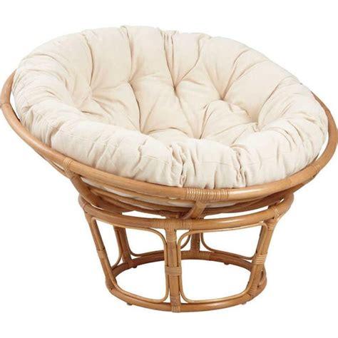 coussin pour chaise ronde fauteuil papasan en rotin achat vente fauteuil rotin